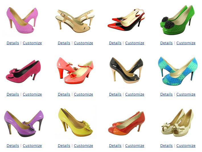 shoes of prey4 - Guide to 7 Technologies Driving The Next Wave of Mass Customization
