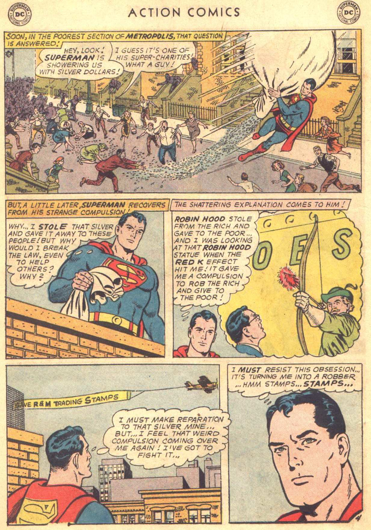 Read online Action Comics (1938) comic -  Issue #330 - 6