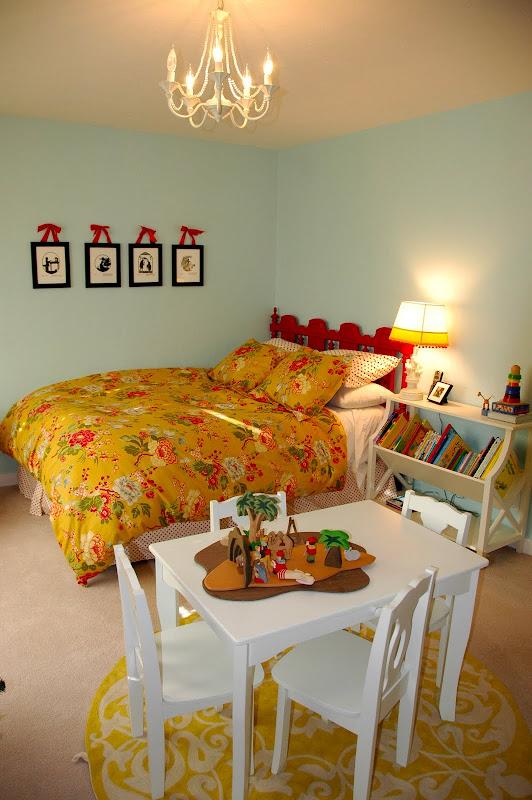 Gi Room Design: Aesthetic Nest: Room Design: Audrey's Big Girl Room