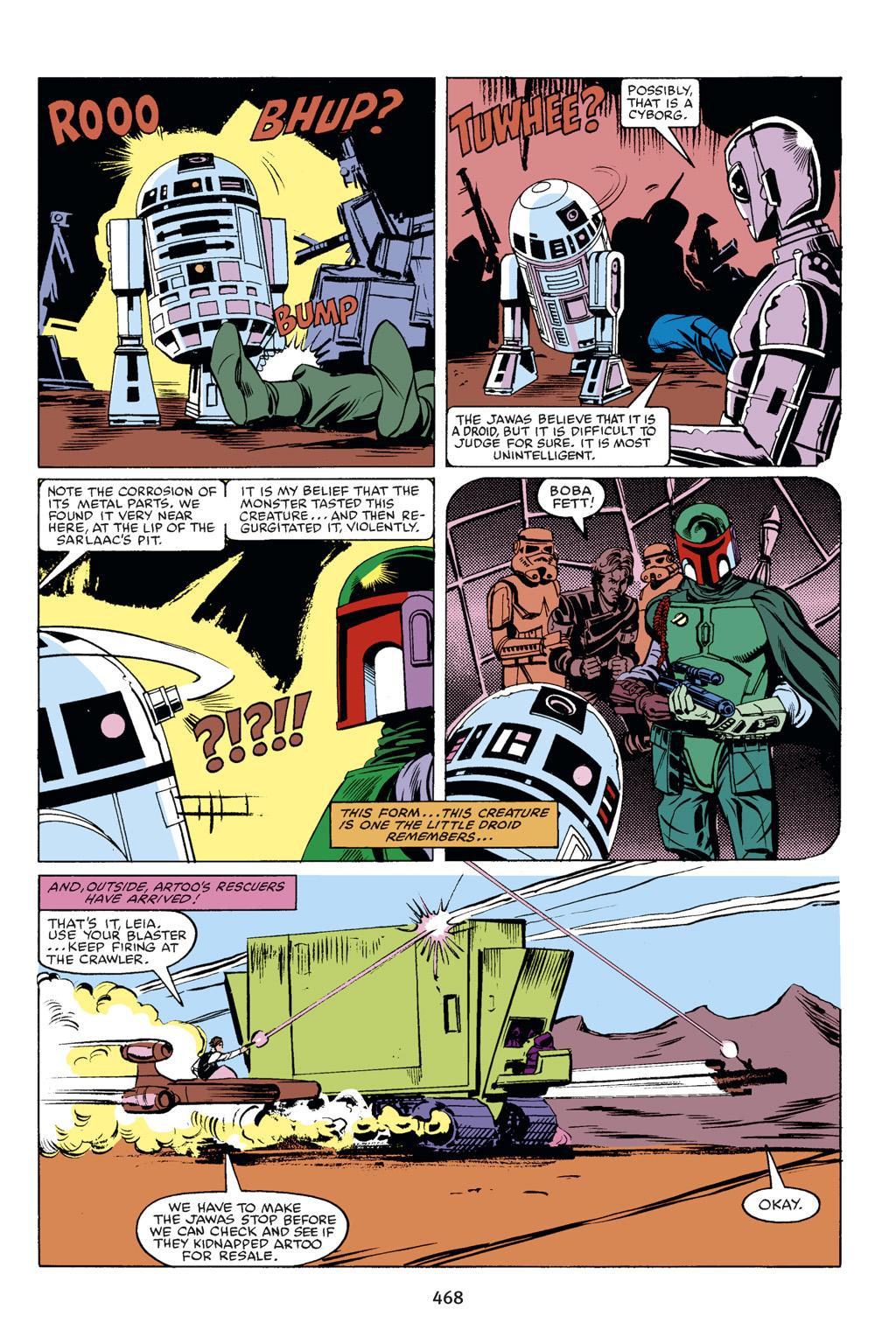 Read online Star Wars Omnibus comic -  Issue # Vol. 18.5 - 185