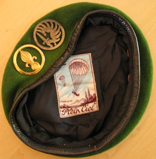 The Beret Project Green Beret Foreign Legion