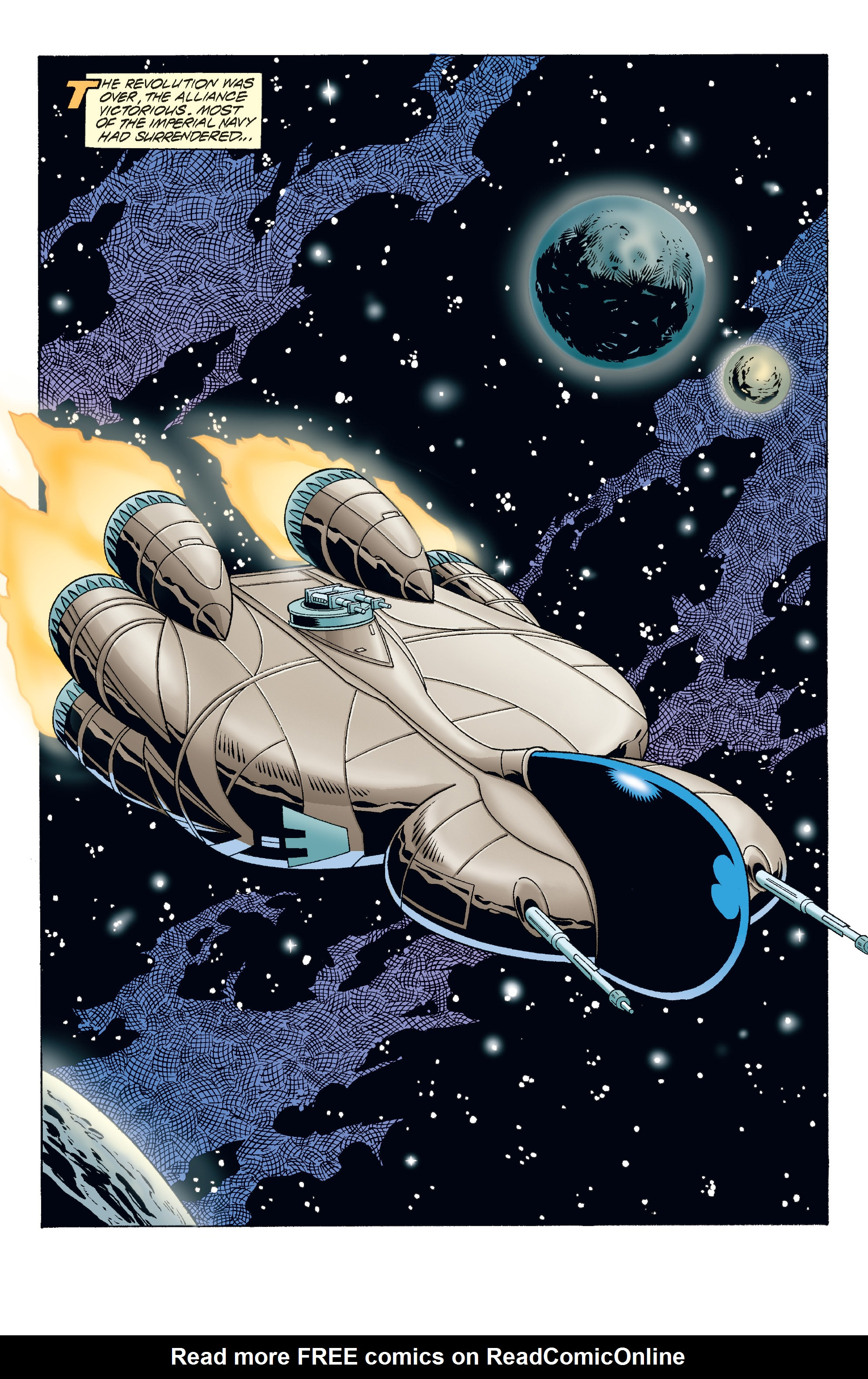 Read online Star Wars Omnibus comic -  Issue # Vol. 11 - 295