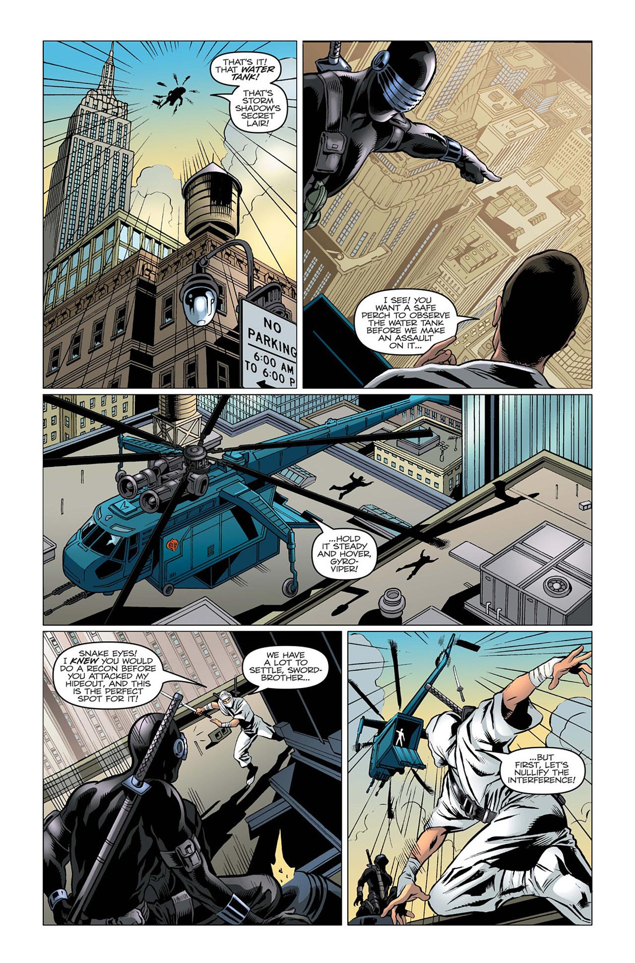 G.I. Joe: A Real American Hero 164 Page 17