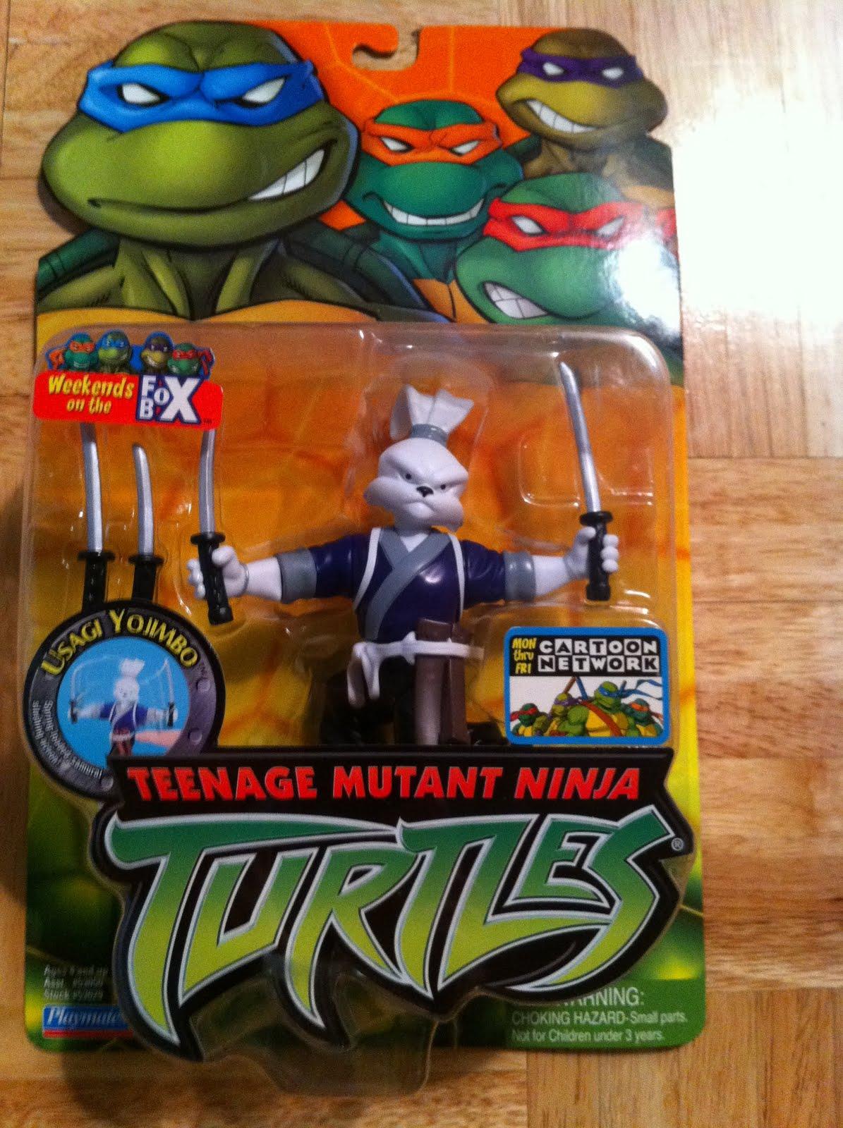 TMNT-Toys: Usagi Yojimbo - SOLD
