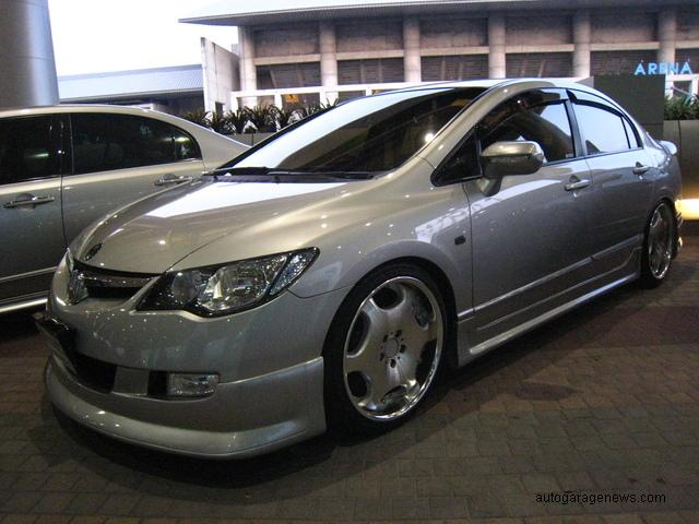 Honda Pilot Build >> Honda Civic FD Custom and Modified