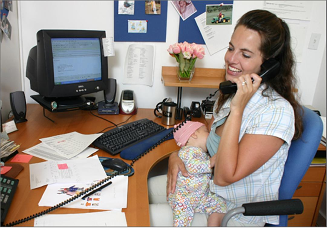 Bringing Babies to Work
