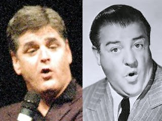 greenlee gazette separated at birth sean hannity lou costello