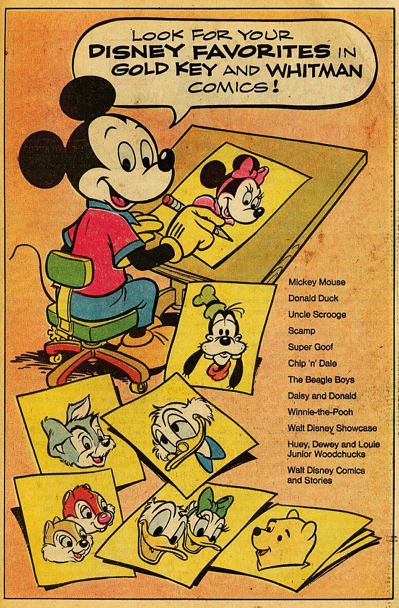 Read online Uncle Scrooge (1953) comic -  Issue #157 - 31