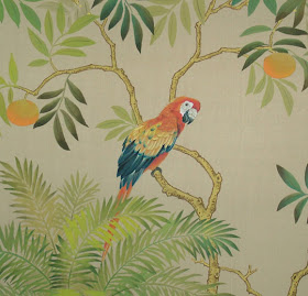 Chinoiserie Chic: Chinoiserie Wallpaper Series-Fromental