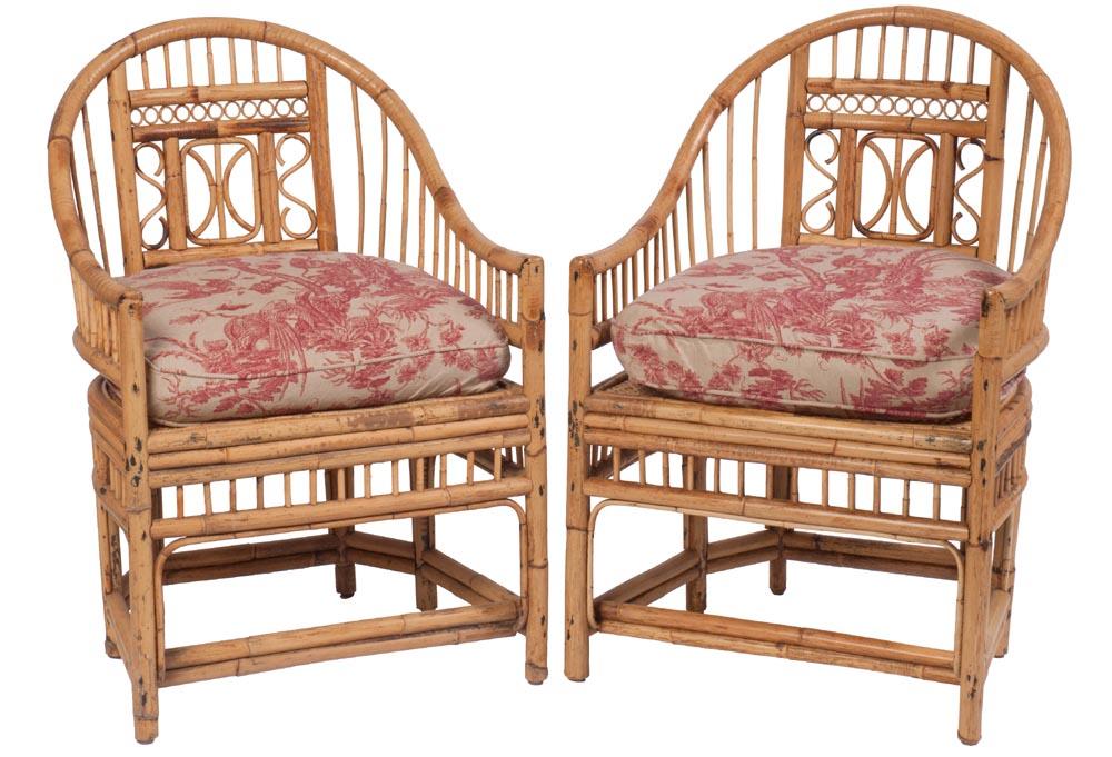 Chinoiserie Chic: Chinoiserie Chairs