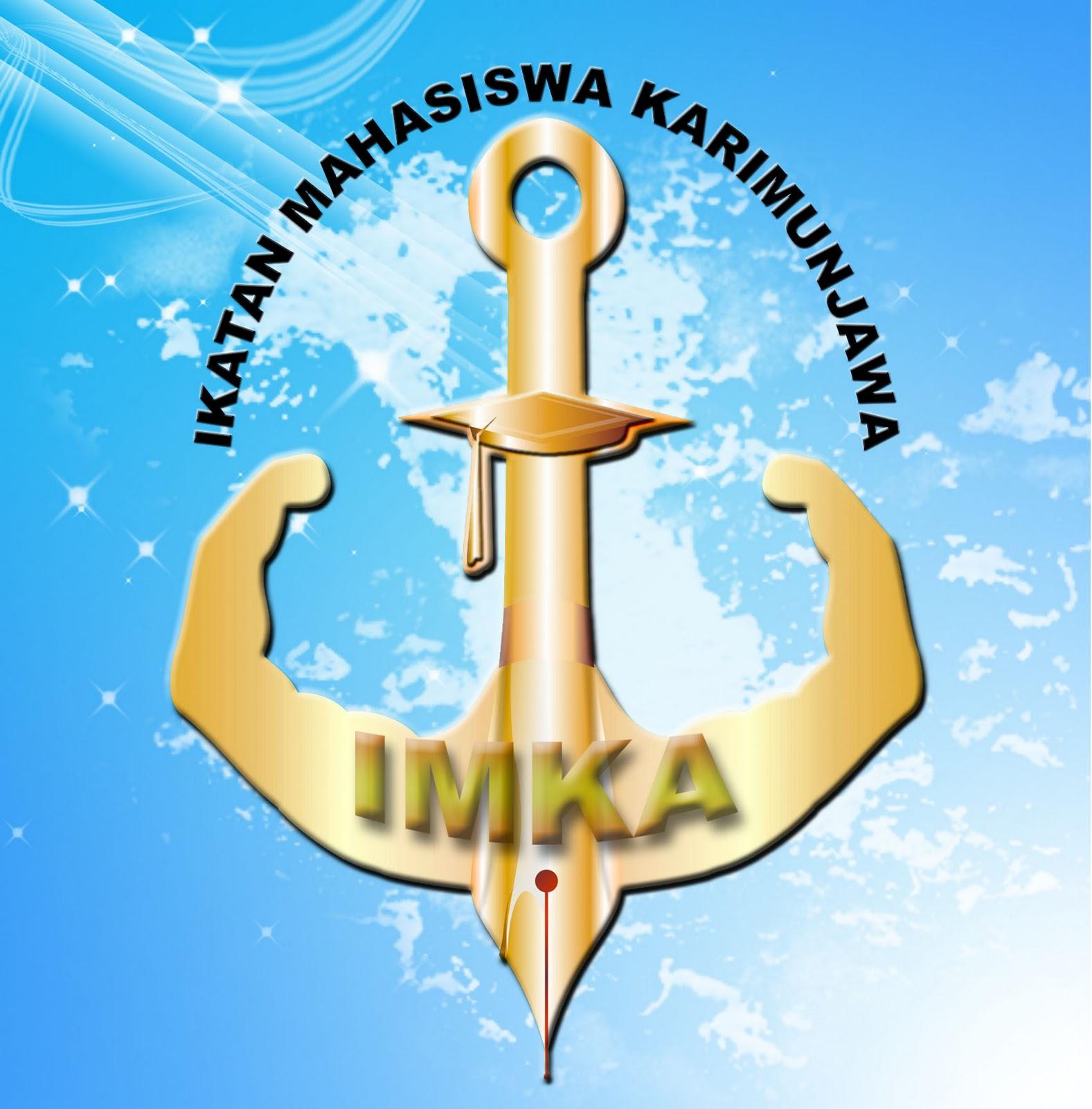 IMKA Ikatan Mahasiswa Karimunjawa LAMBANG