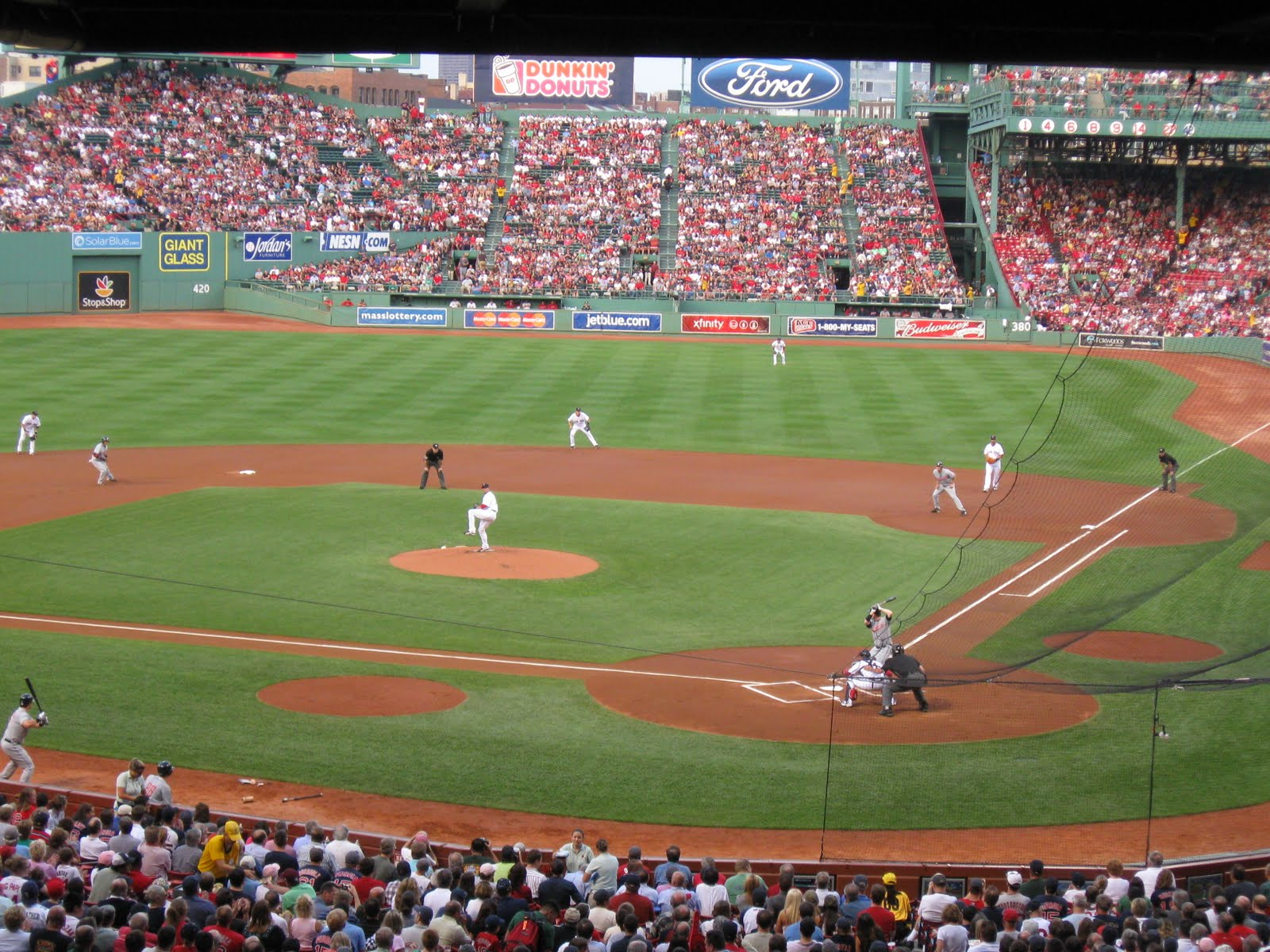 Philly And The World Friendly Fenway Park