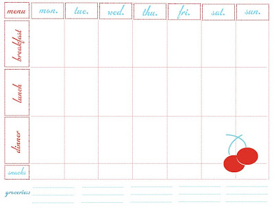 child care menu templates - Pinarkubkireklamowe