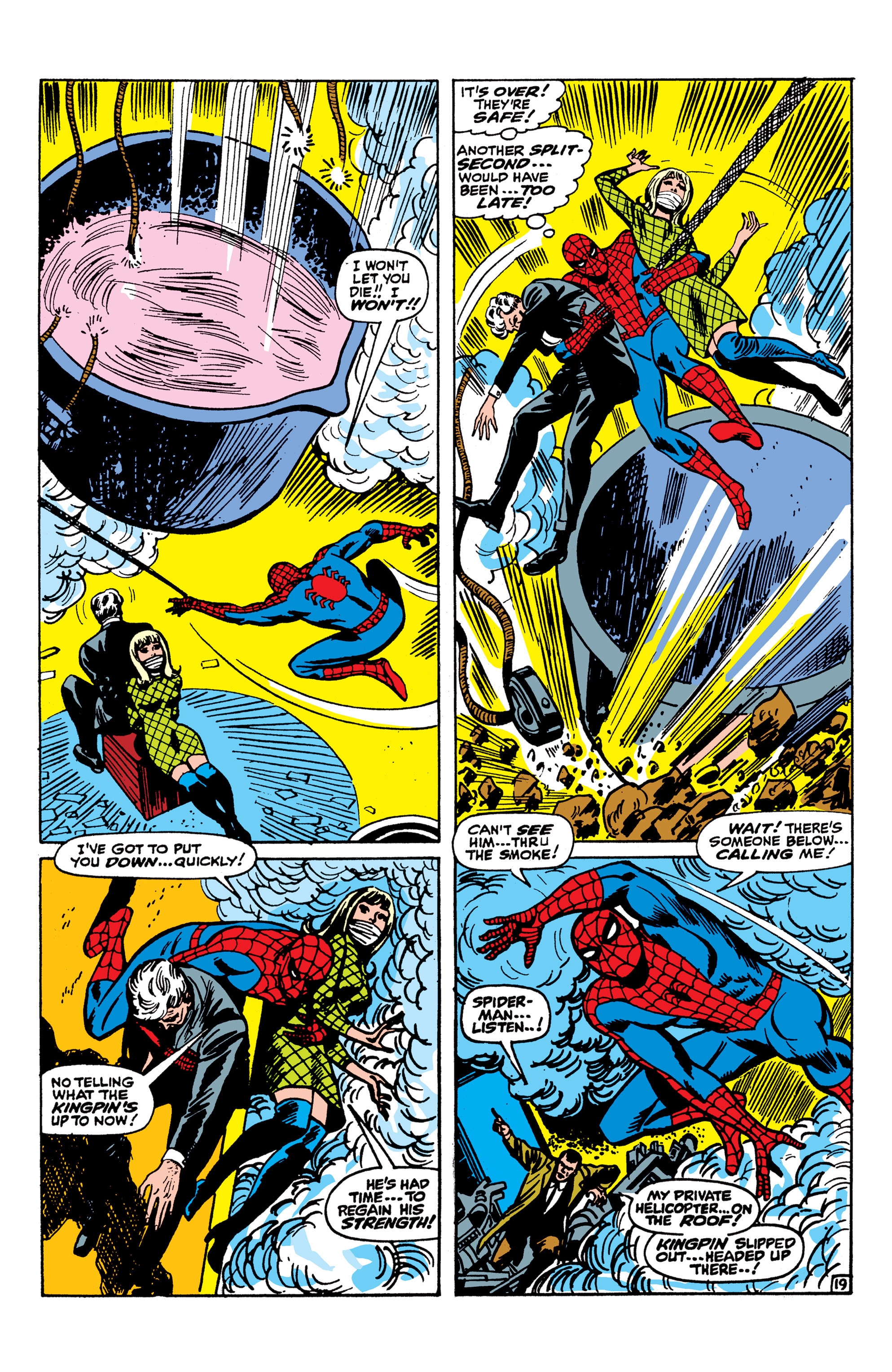 The Amazing Spider-Man (1963) 61 Page 19