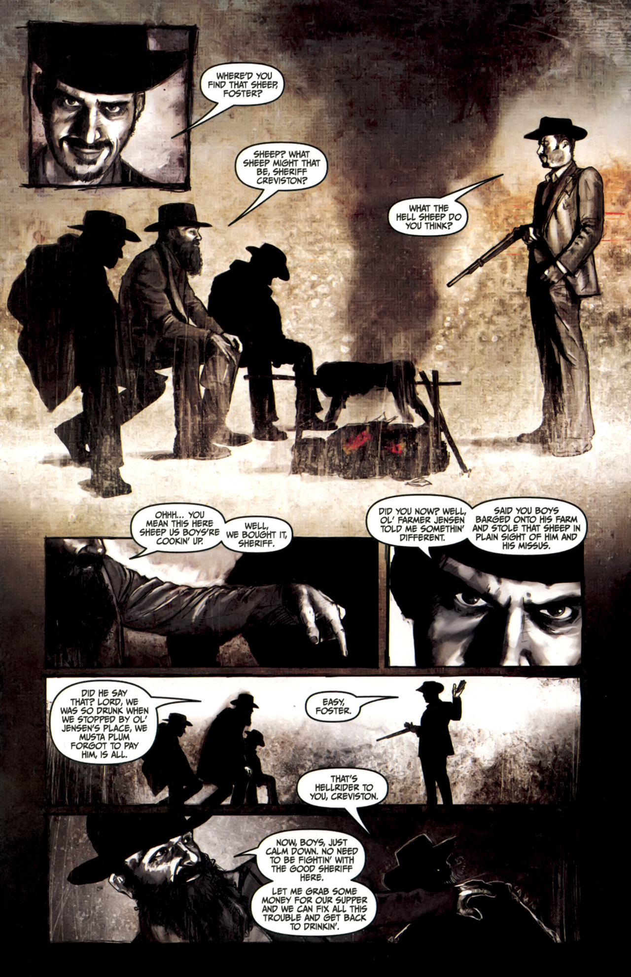 Read online Silent Hill: Past Life comic -  Issue #3 - 15