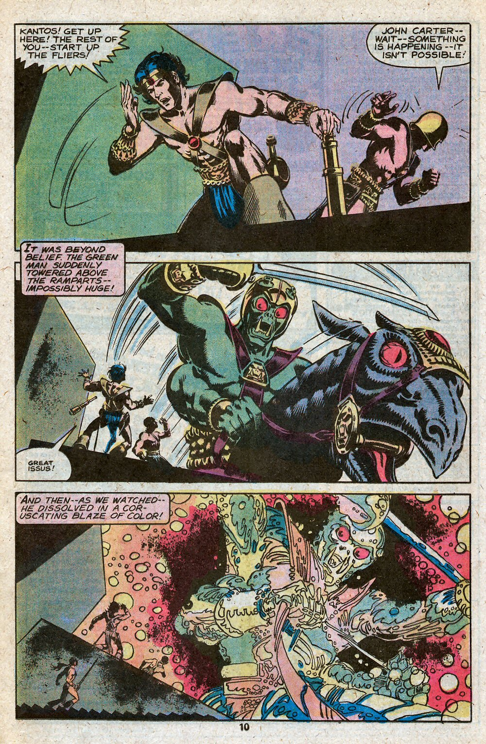 John Carter Warlord of Mars issue 28 - Page 12