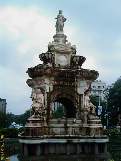 Flora Fountain Churchgate