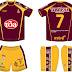 Nueva vestimenta para el Deportes Tolima de cara a la temporada 2010