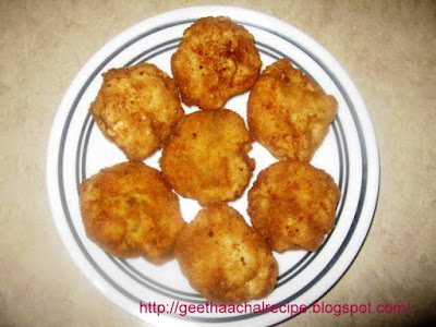 Chicken Vadai