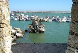 Peniche fishing city and beaches