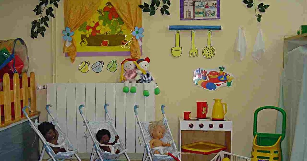 Preescolar Y Jardin De Infantes: Experiencias En El Jardin De Infantes: Juego En Rincones