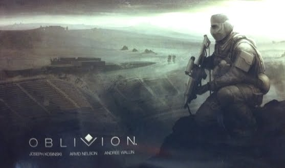 Oblivion Film Film Kino Trailer