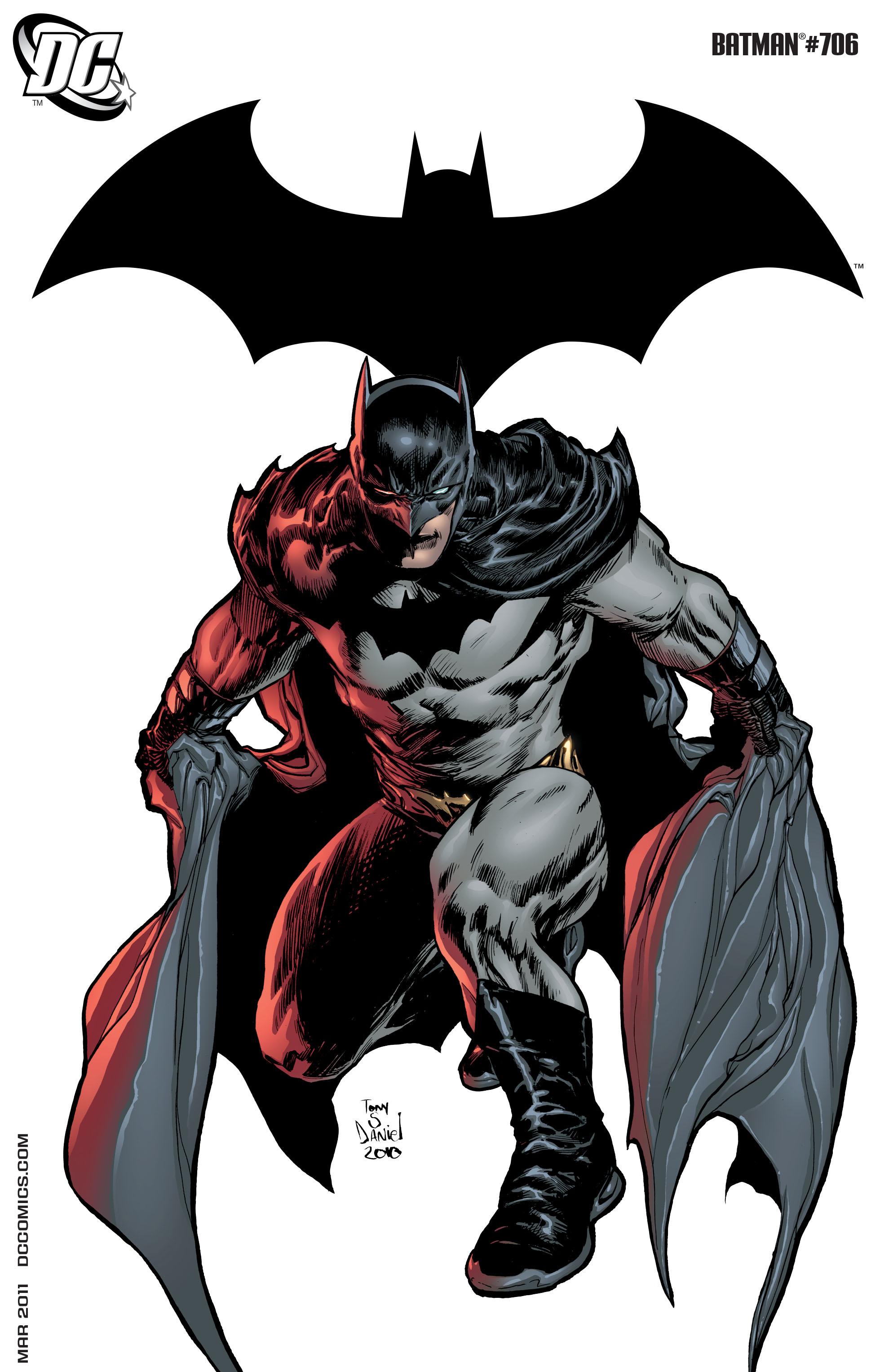 Batman (1940) 706 Page 1