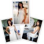 Actress Prachi Desai Photos in white dress
