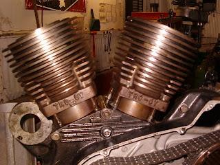 Big Inch Ironhead build