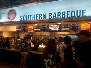 Bbq At Yankee Stadium