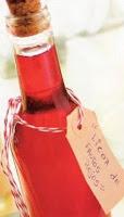 Licor de Frutos Rojos Casero