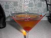 Cocktail Sweet Martini