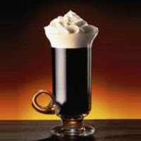 Cocktail Irish Coffe