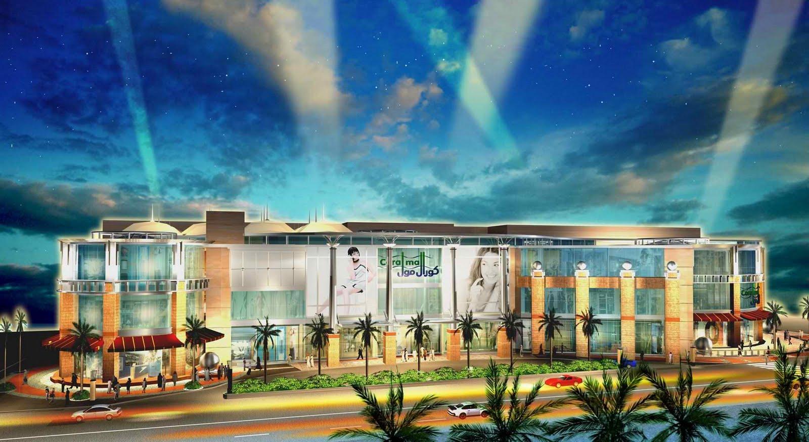 Mall Yang Paling Ramah Lingkungan Di Dunia G 232 Gh 228 Ns