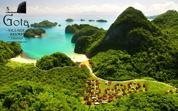 JRI Orion Batch 1963: Postcard-Perfect Photos of Caramoan ...
