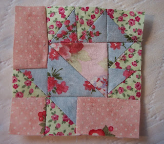 July Quilt Pattern Block of the Month