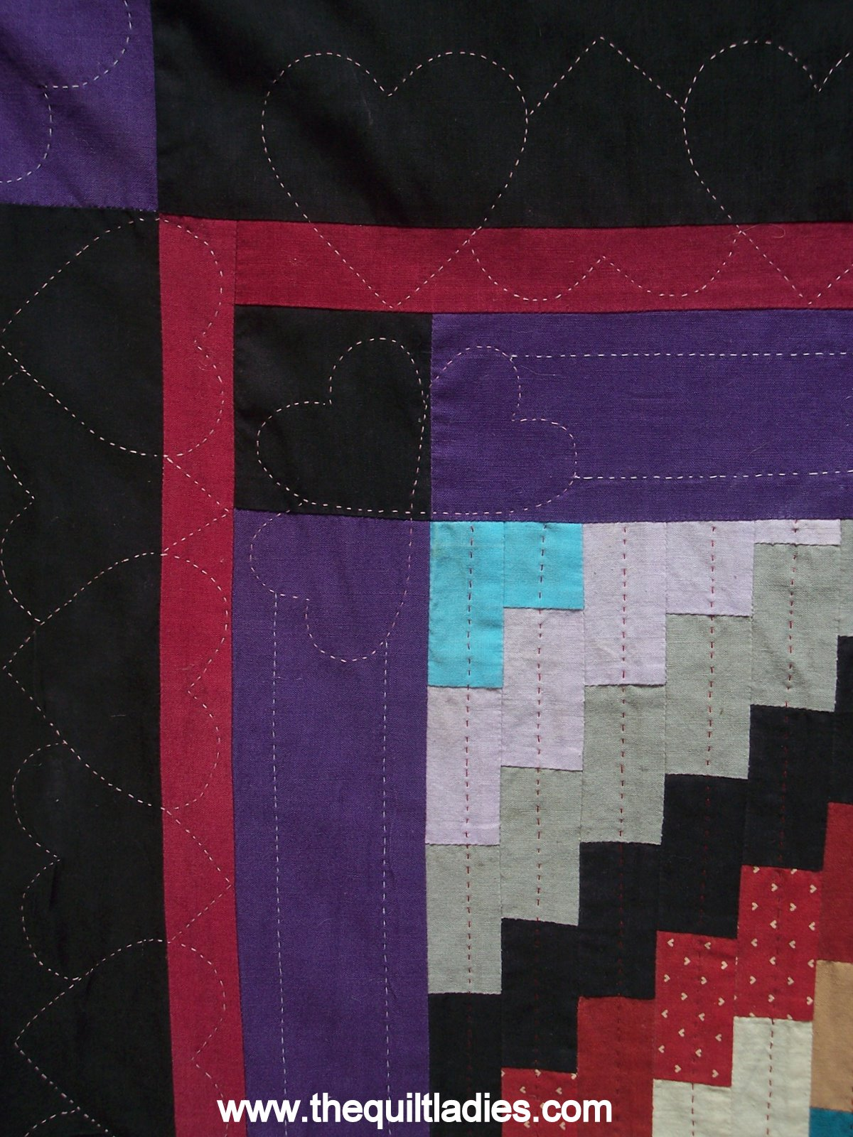 The Quilt Ladies Book Collection: Solid Bold Color Quilted ... - photo#25