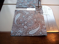 how to start quilting a 4 patch