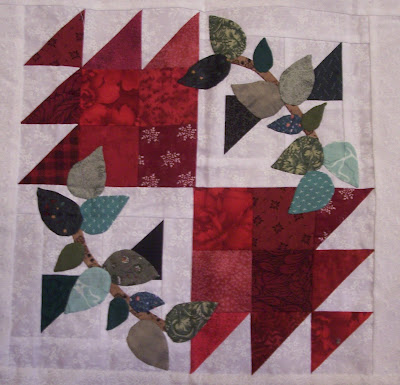 wedding quilt pattern