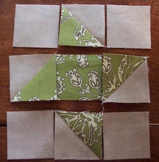 Quilt Pattern Block Friendship Star
