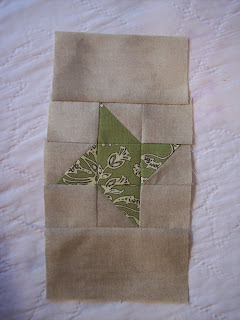 How to make a Quilt Pattern Block Friendship Star