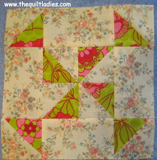 52 Weeks of Quilt Pattern Blocks in 52 Weeks - Week 5