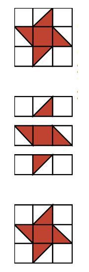 52 Weeks of Quilt Pattern Blocks in 52 Weeks - Week 12