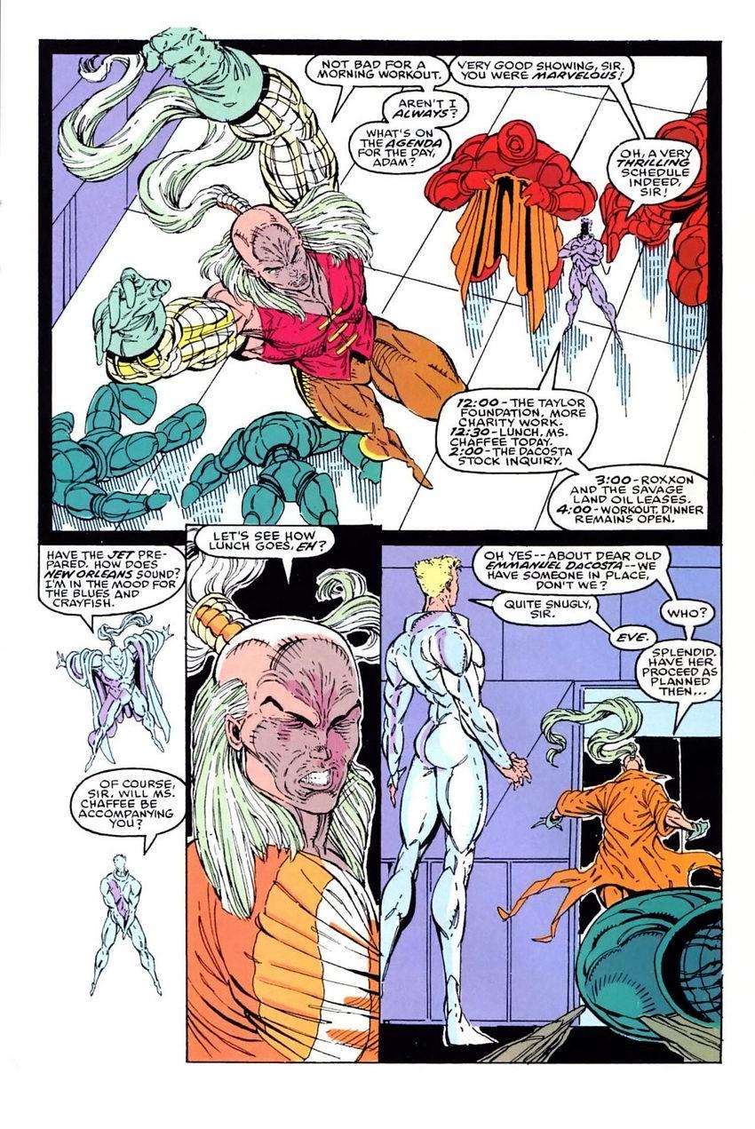 Read online Wolverine: Origins comic -  Issue #25 - 28