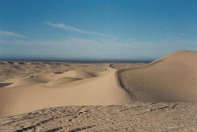 Imperial Sand Dunes California