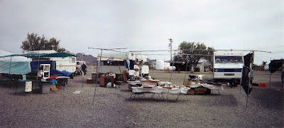 Flea market Vicksburg Arizona