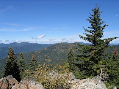 Siskyou Mountains Oregon