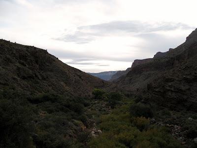 North Kaibab trail Grand Canyon National Park Arizona