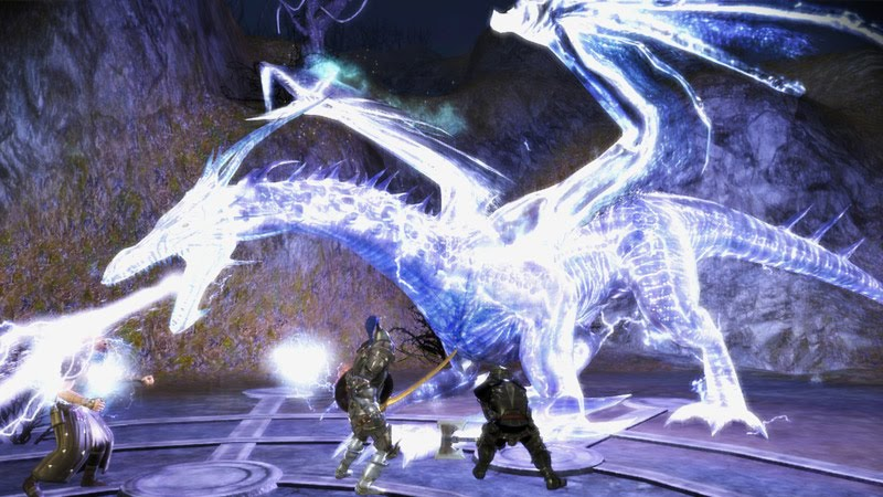 dragon age dragon goes rawr