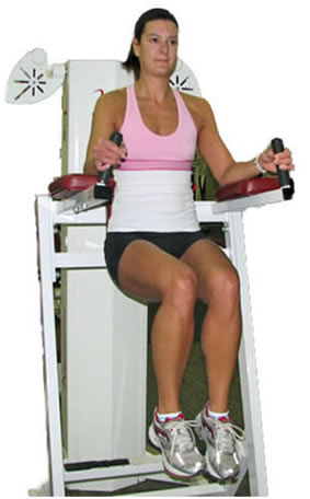 captains chair exercise 2 samsonite folding chairs how to build muscle fast best ab exercises the captain s